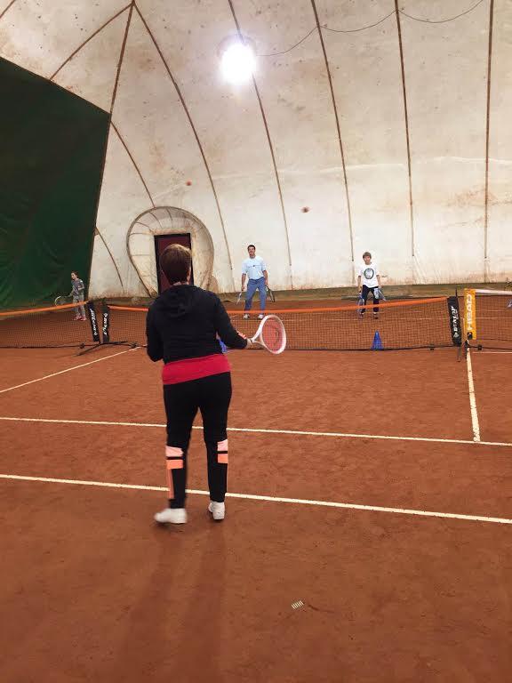 Giornata di divertimento con genitori e figli tennis como - Pagine di ringraziamento e divertimento ...