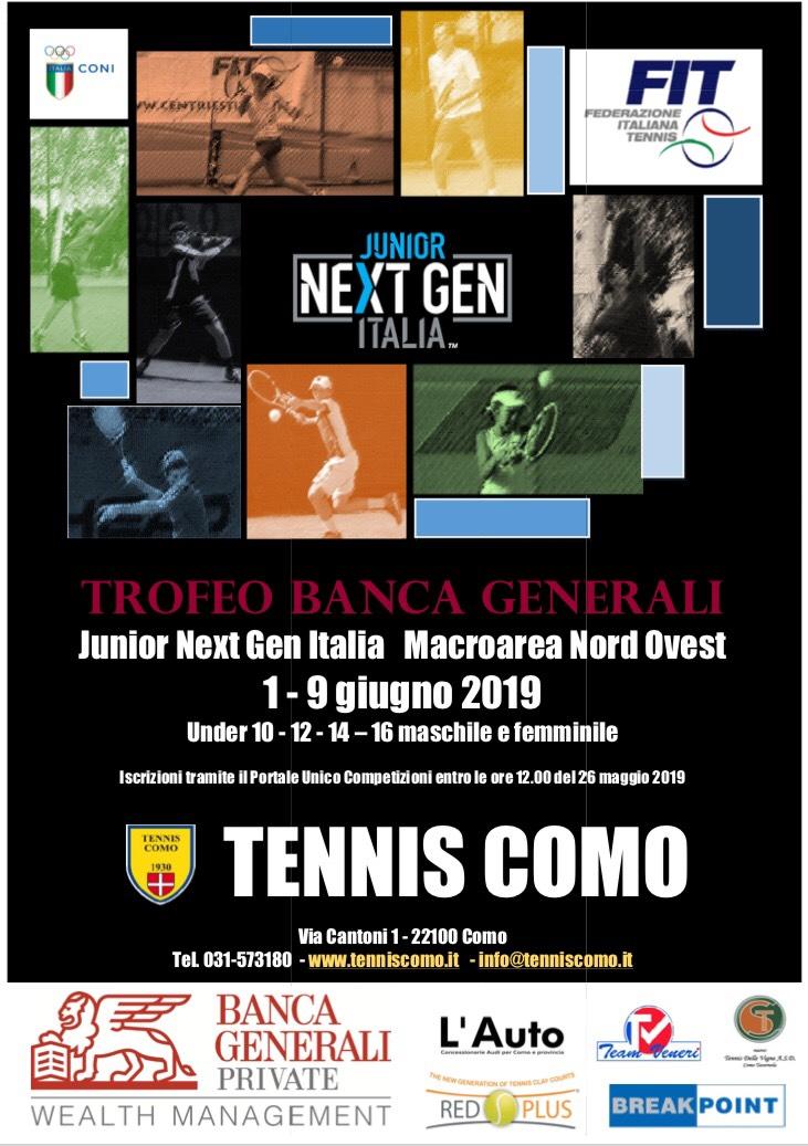 Trofeotennis It Calendario Tornei.Tornei Tennis Como